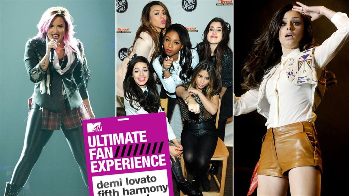 Meet Demi Lovato In The Ultimate Fan Experience But What Makes An
