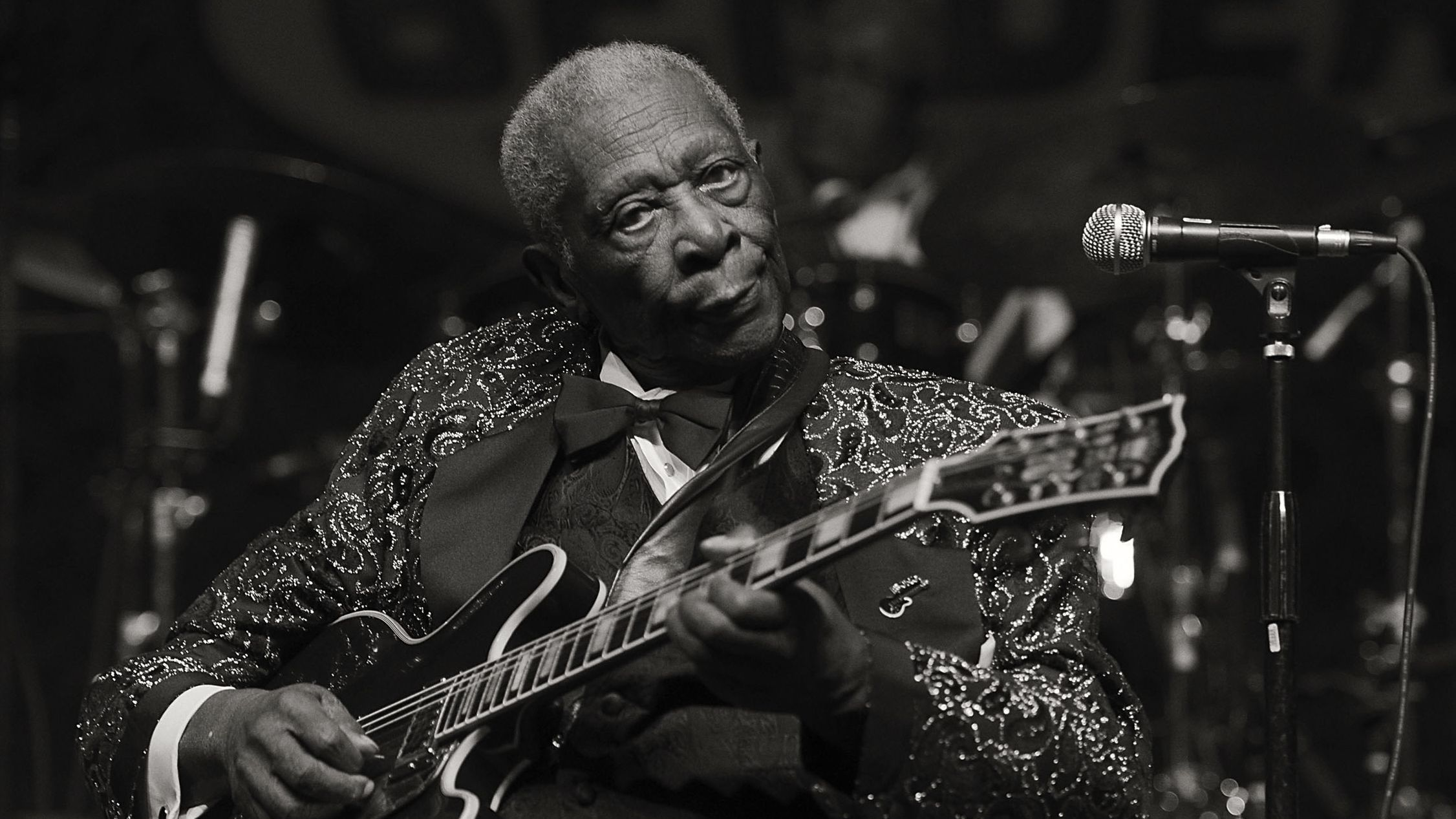 Died BB King 05/15/2015 56