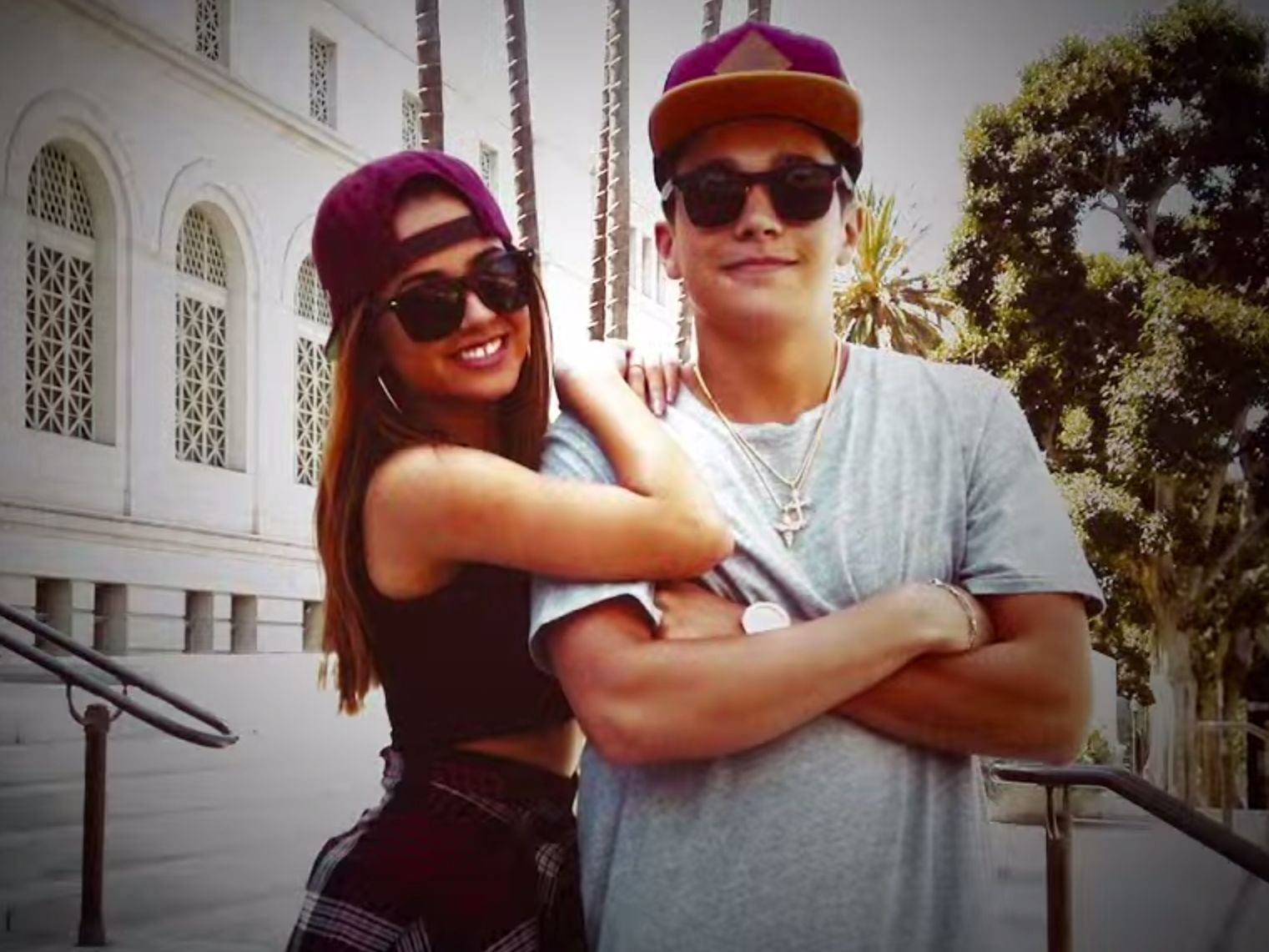 Whos dating austin mahone becky g