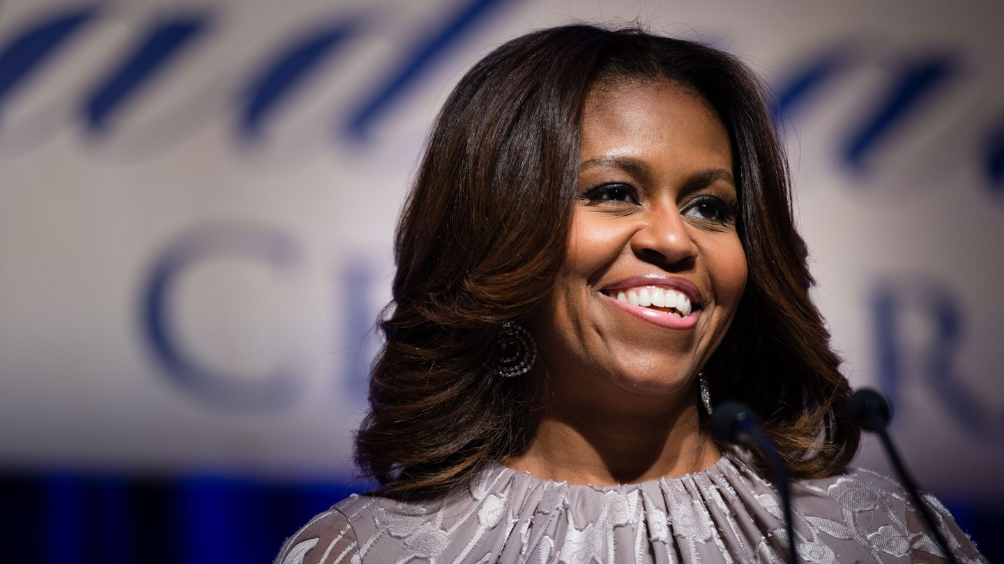 michelle obama s dissertation Michelle obama's scholarship and thesis talk about danger in her senior thesis at princeton, michele obama, the wife of barack obama stated that america was a nation founded on 'crime and hatred.