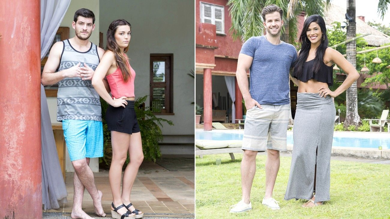 Are johnny and camila from the challenge dating