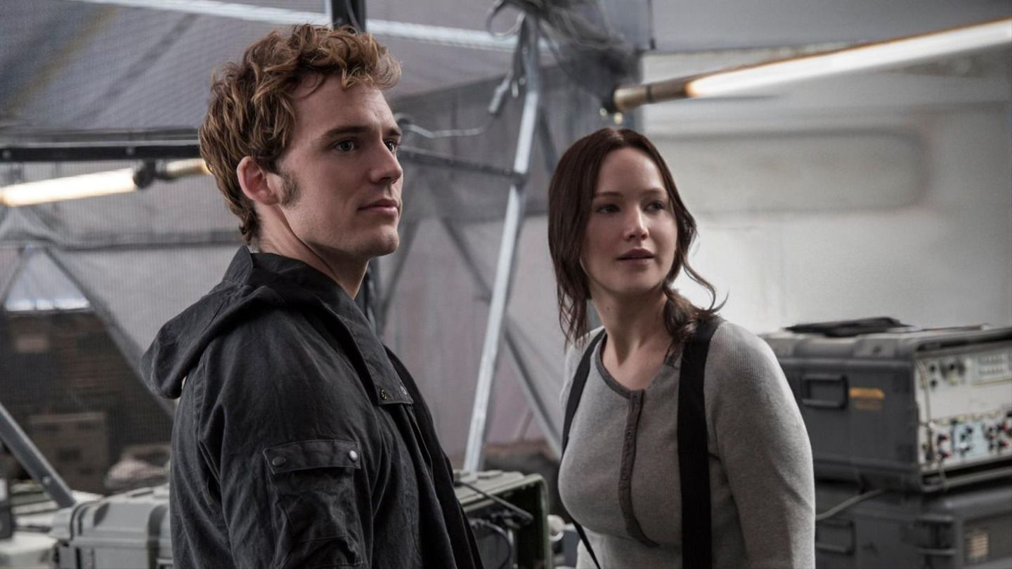 18 Times Finnick Odair Was Almost Too Bae For 'The Hunger Games' - MTV