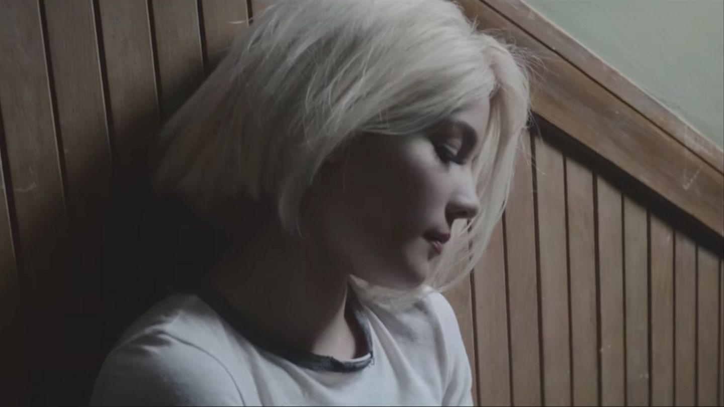 High Quality Halsey Hqhaisey: Halsey Has A Crush On Tyler Posey In The 'Colors' Video