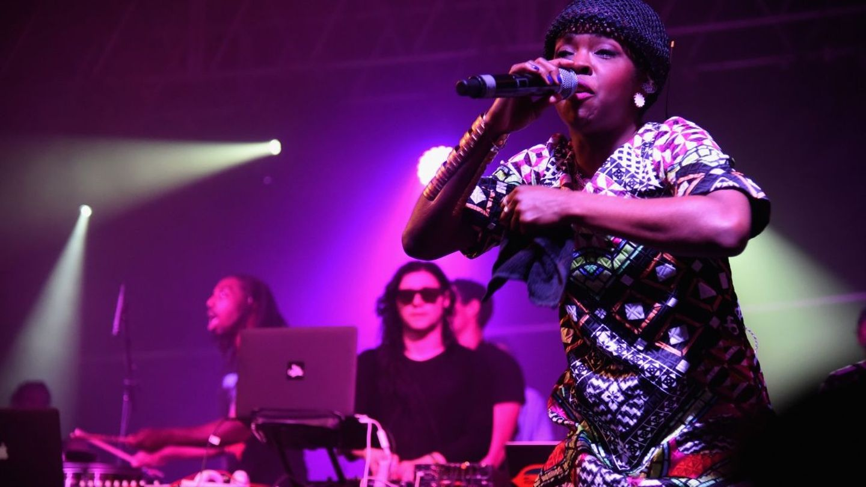 Lauryn Hill Totally Owned Skrillex's Insane Bonnaroo Superjam