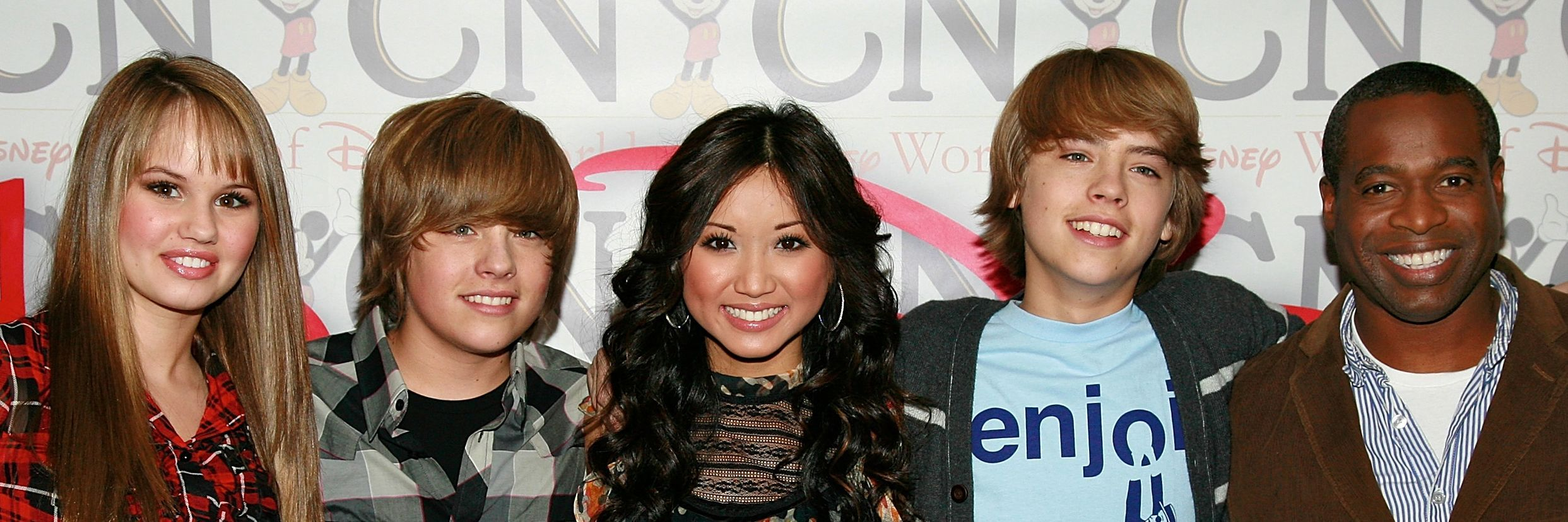 There Was A Suite Life On Deck Reunion Over The Weekend , MTV