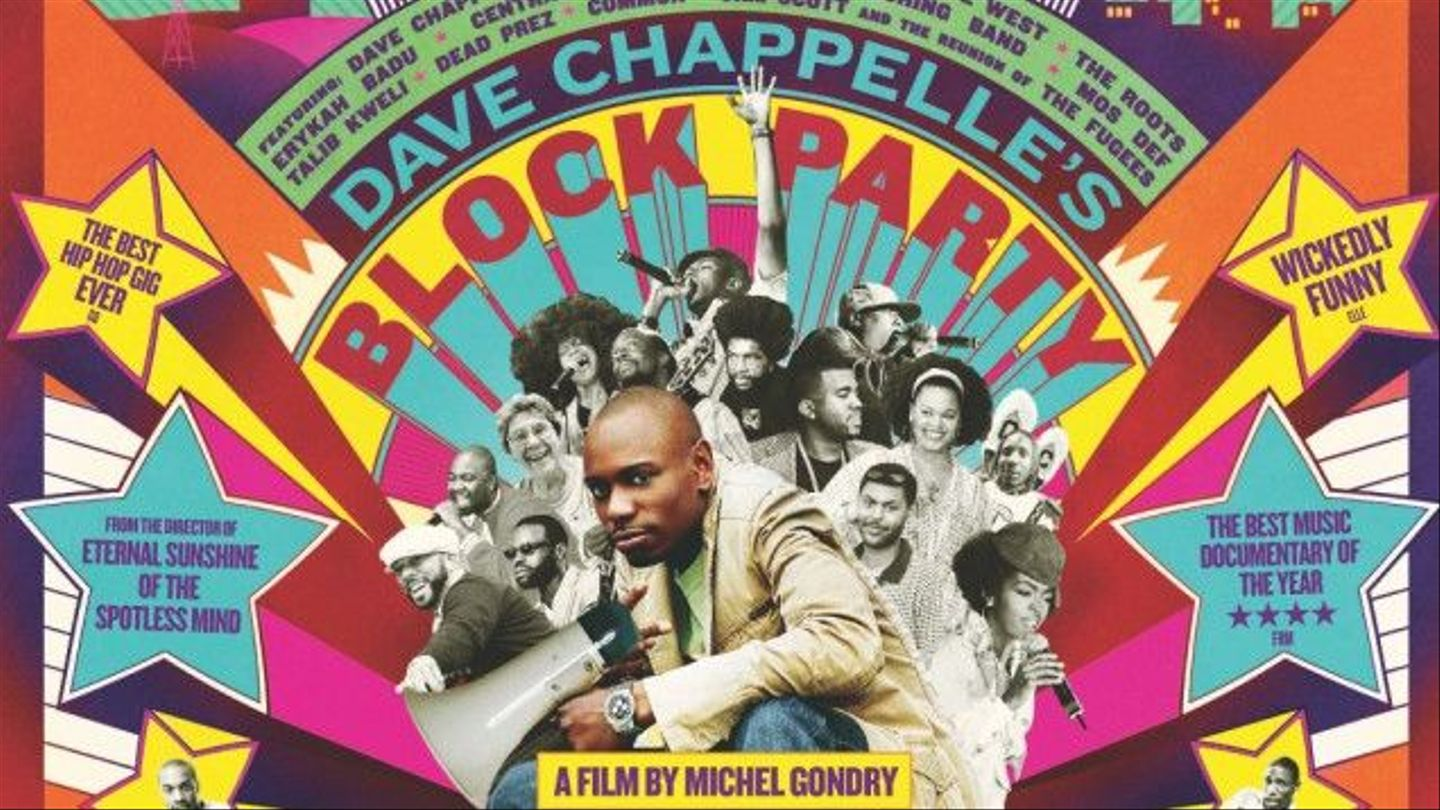 Image result for dave chappelle block party