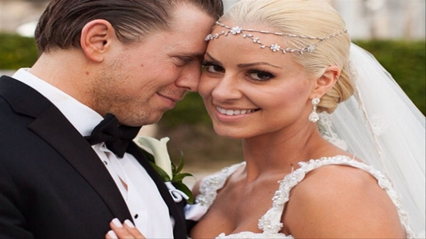 Mike 'The Miz' Mizanin Ties The Knot With A Fellow WWE