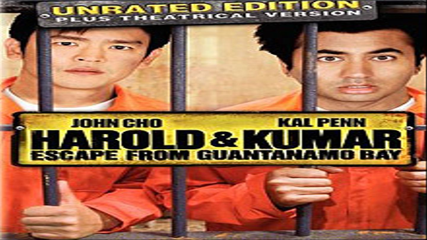 Harold And Kumar Escape From Guantanamo Bay Full Movie Free on dvd: harold and kumar escape from the dvd doldrums - mtv