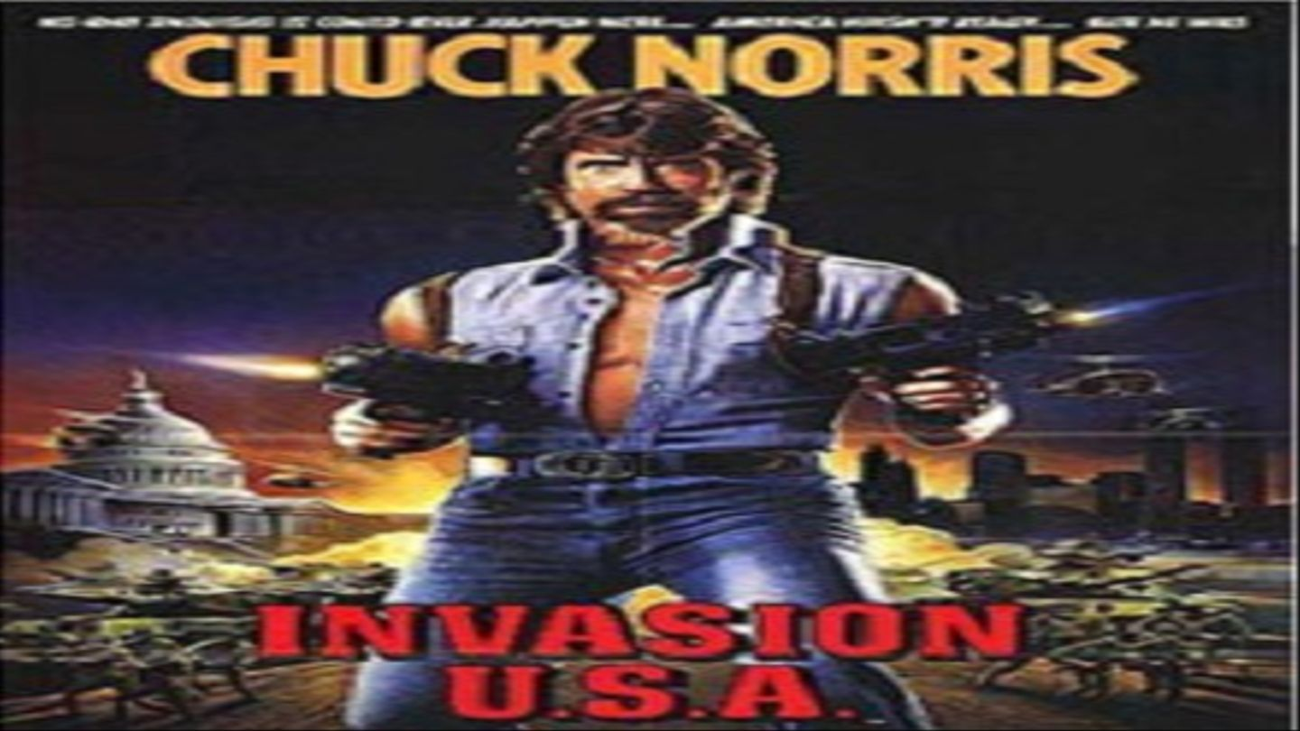 chuck norris full movie invasion usa