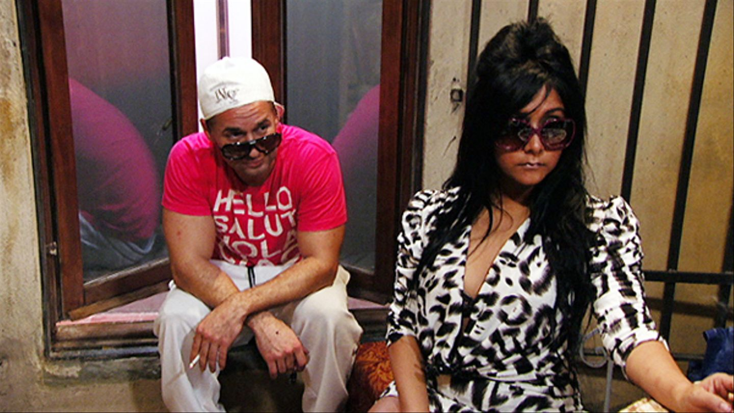 Snooki and vinny first hook up
