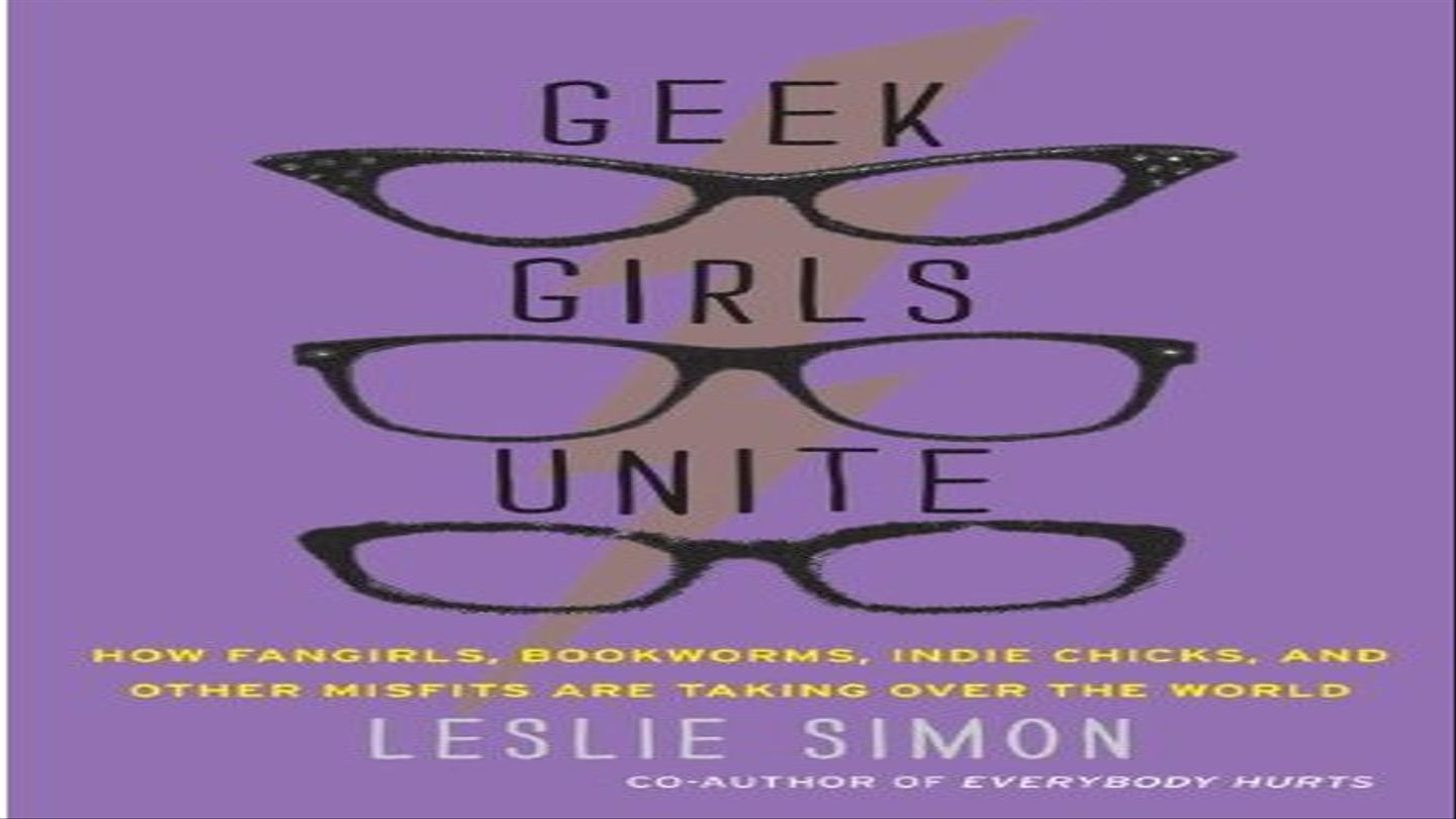 30fe624e0b2 Book Review  Geek Girls Unite - How Fangirls