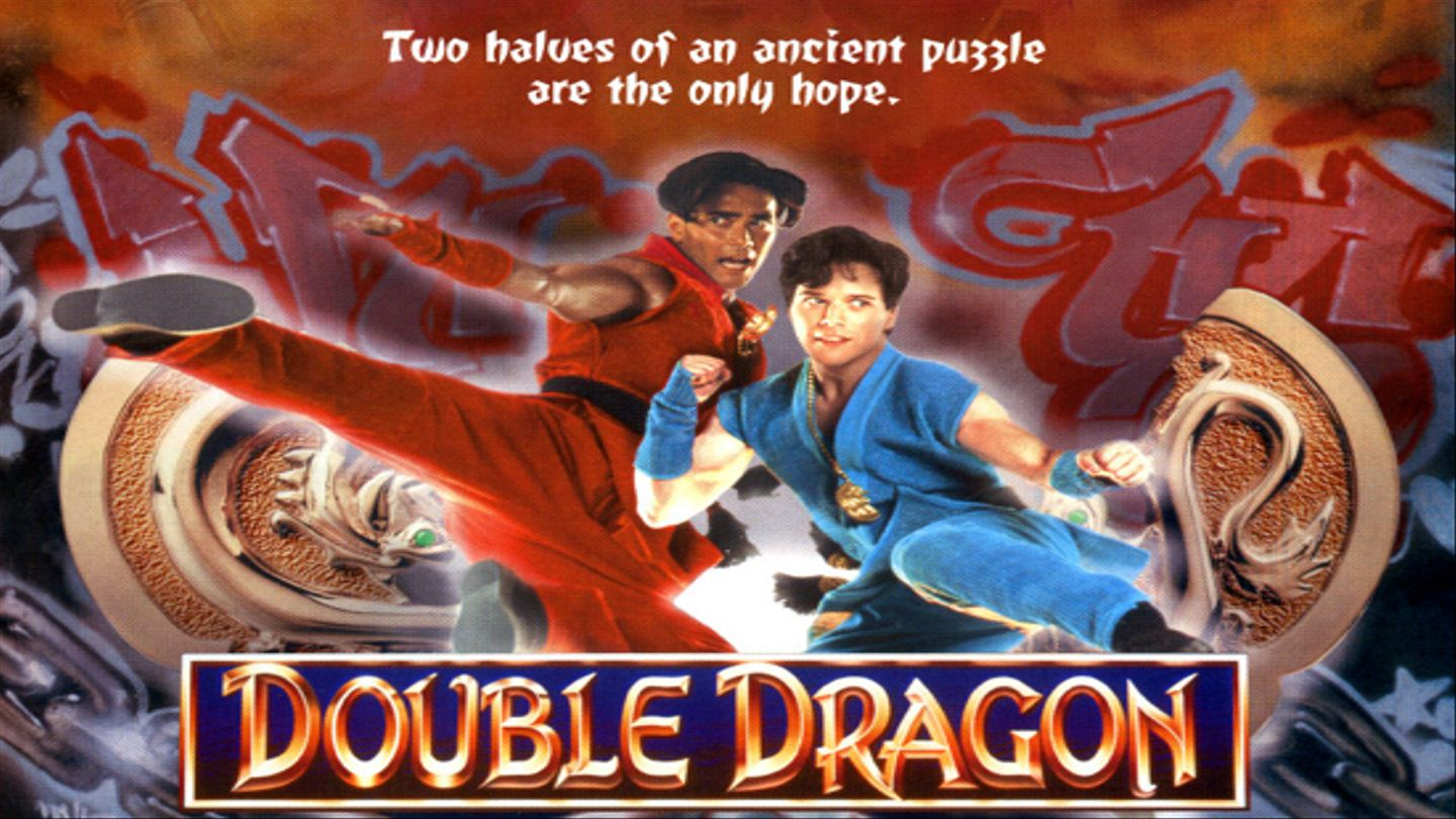 Eric S Bad Movies Double Dragon 1994 Mtv