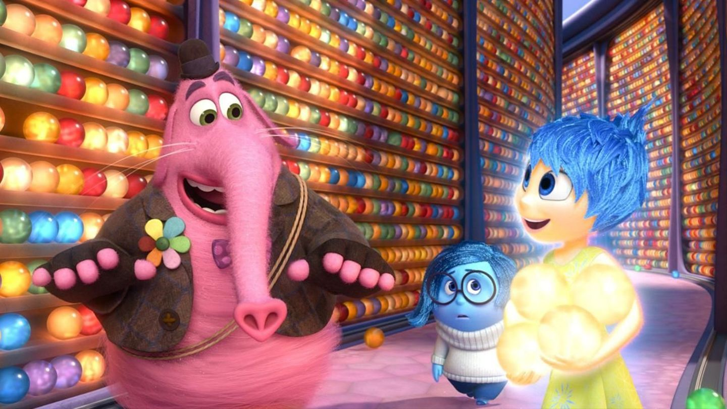 Bing Bong's Original Exit In 'Inside Out' Was Too 'Heart-Wrenching ...