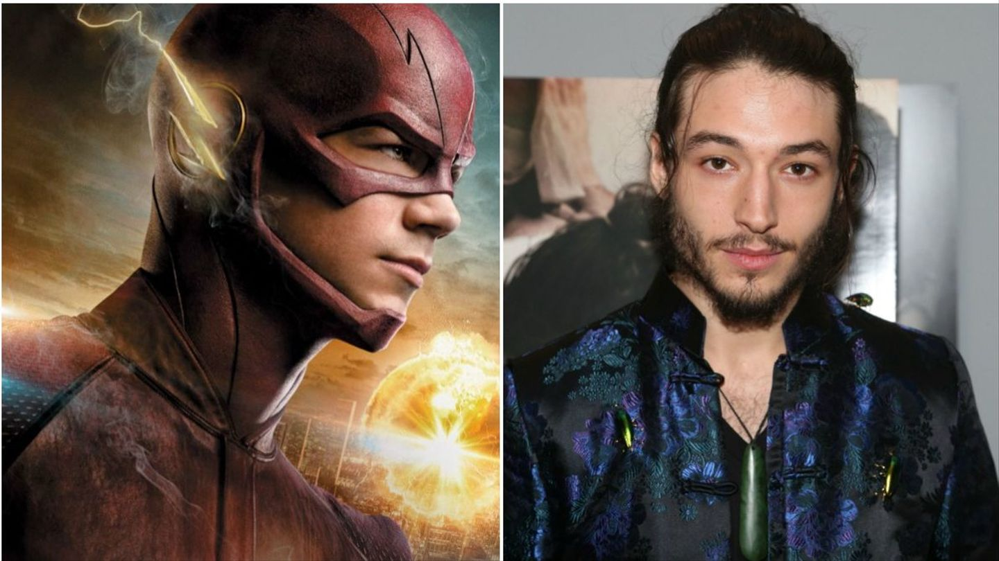 Zack Snyder Explains Why Grant Gustin Wasn't Cast As The