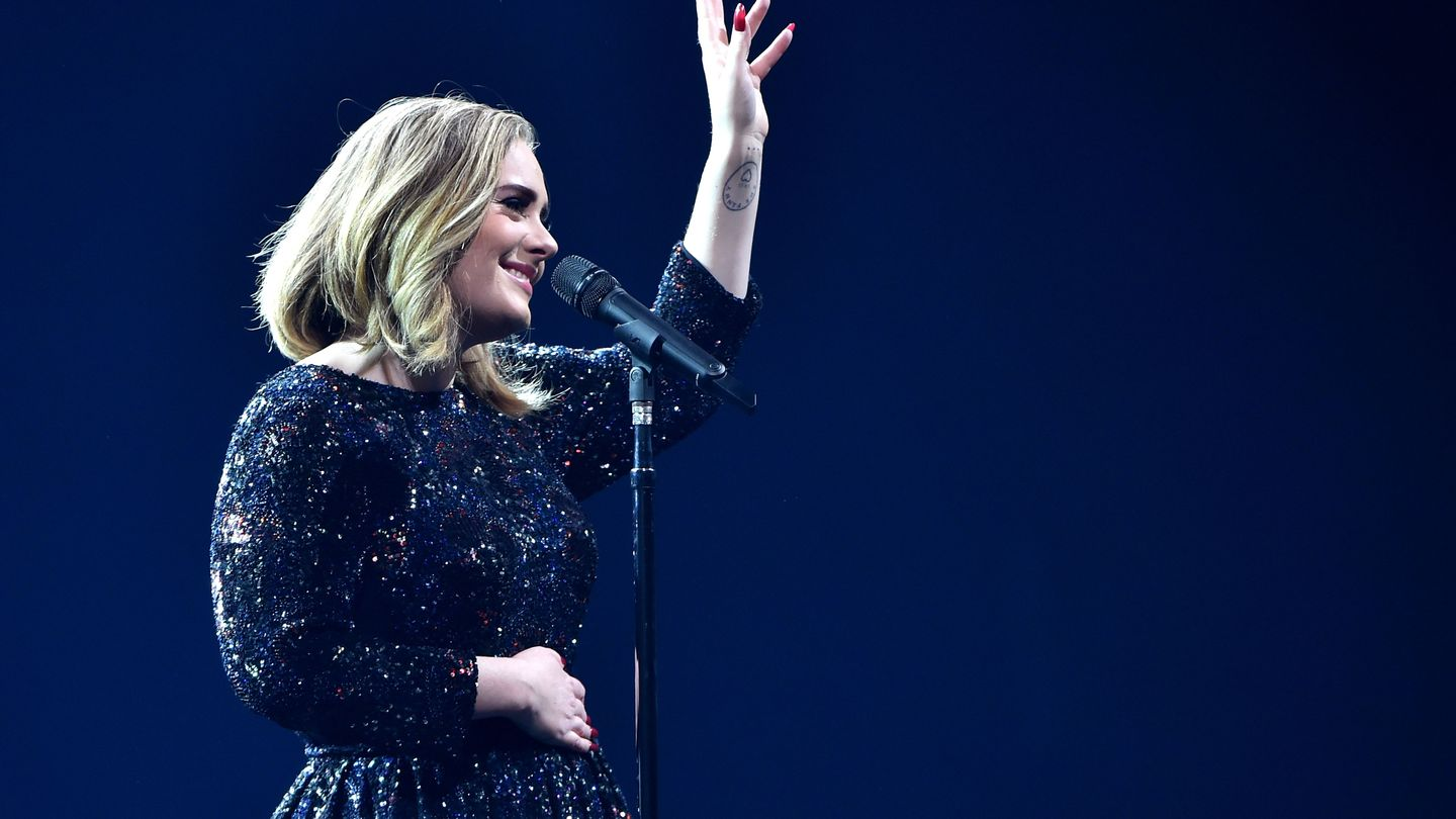 Adele Makes Brussels Feel Her Love With An Emotional Live Tribute
