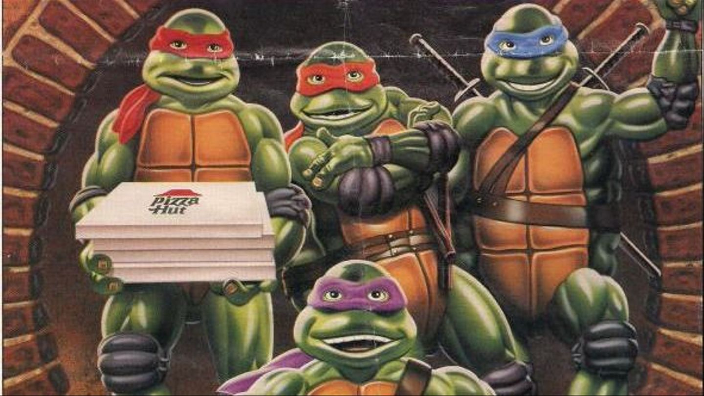A Complete History Of Tmnt Pizza Product Placement Mtv