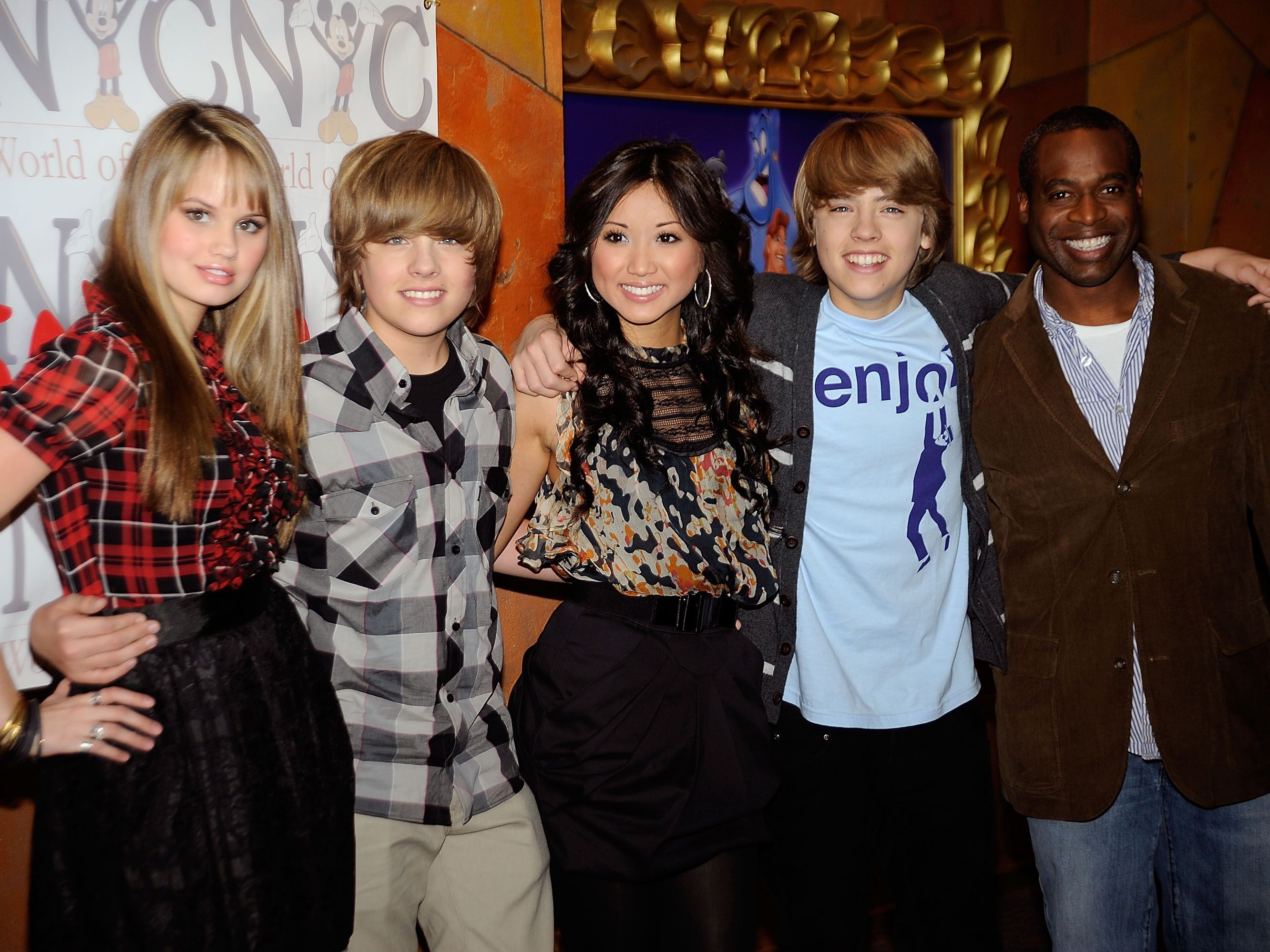 Nobody Panic, But A \u0027Suite Life\u0027 Reunion Is Happening On