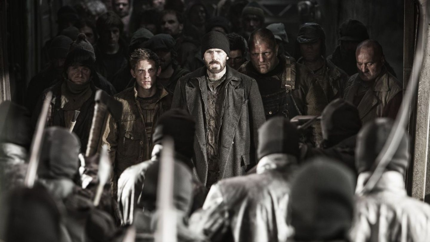 'Snowpiercer' Director's Hand-Drawn Diagram Of The Movie's Epic Train Is A Must See