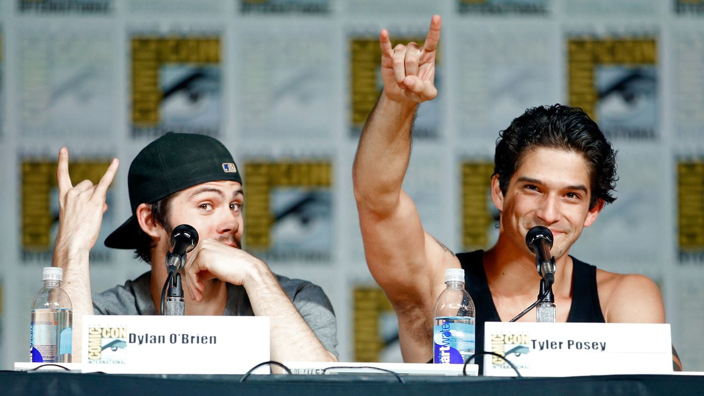 The 'Teen Wolf' Cast Reveals Who Likes To Get Naked At Their Parties