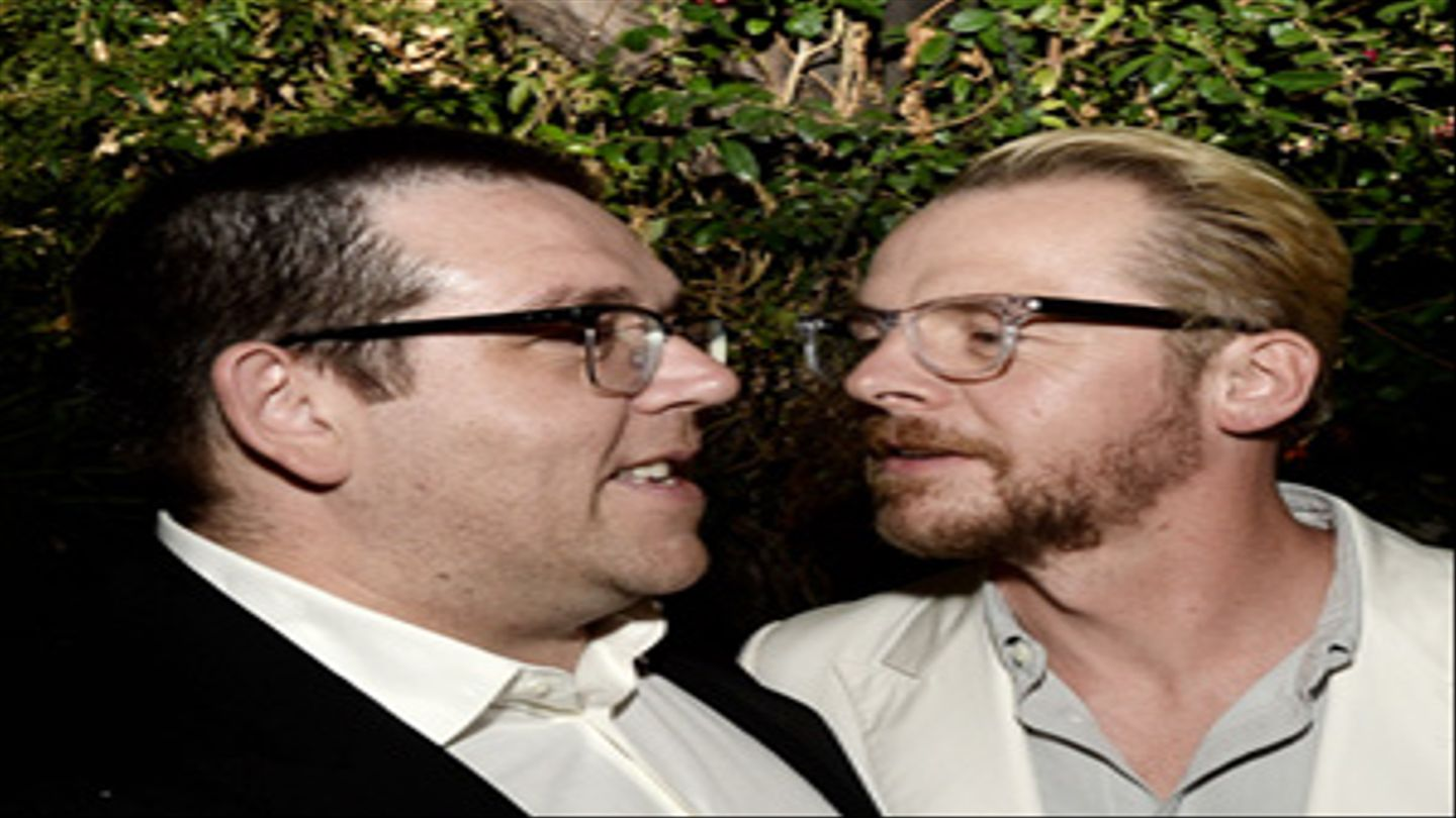 Questions and Answers With Simon Pegg and Nick Frost - MTV