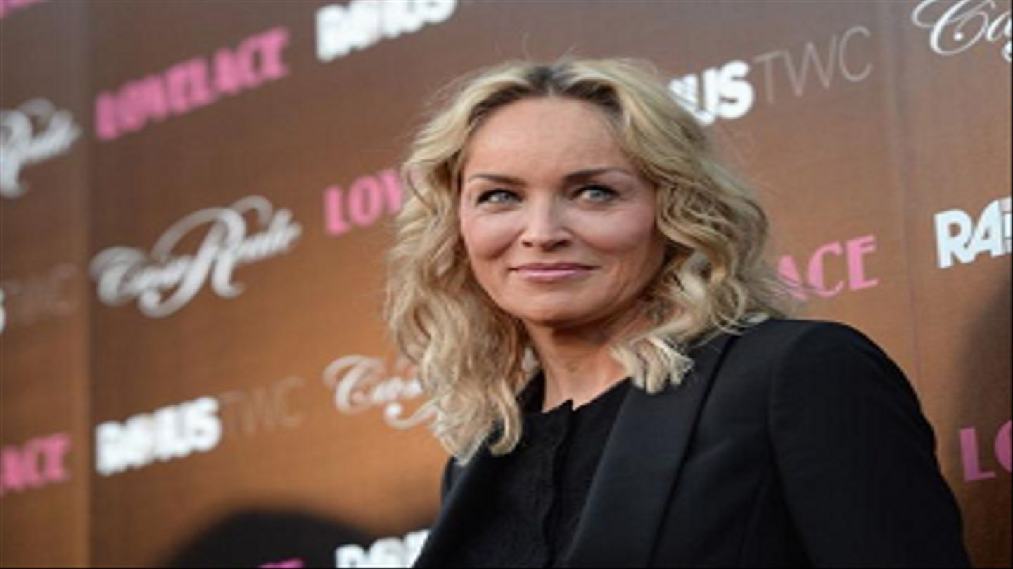 Sharon Stone Poses Nude for Harpers Bazaar, Compares