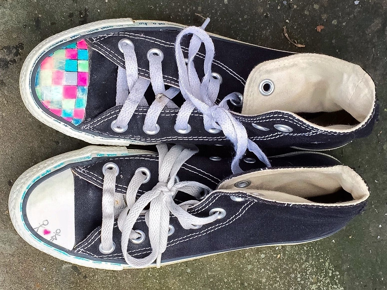 37 Emo Song Lyrics You Doodled On Your Chuck Taylors - MTV