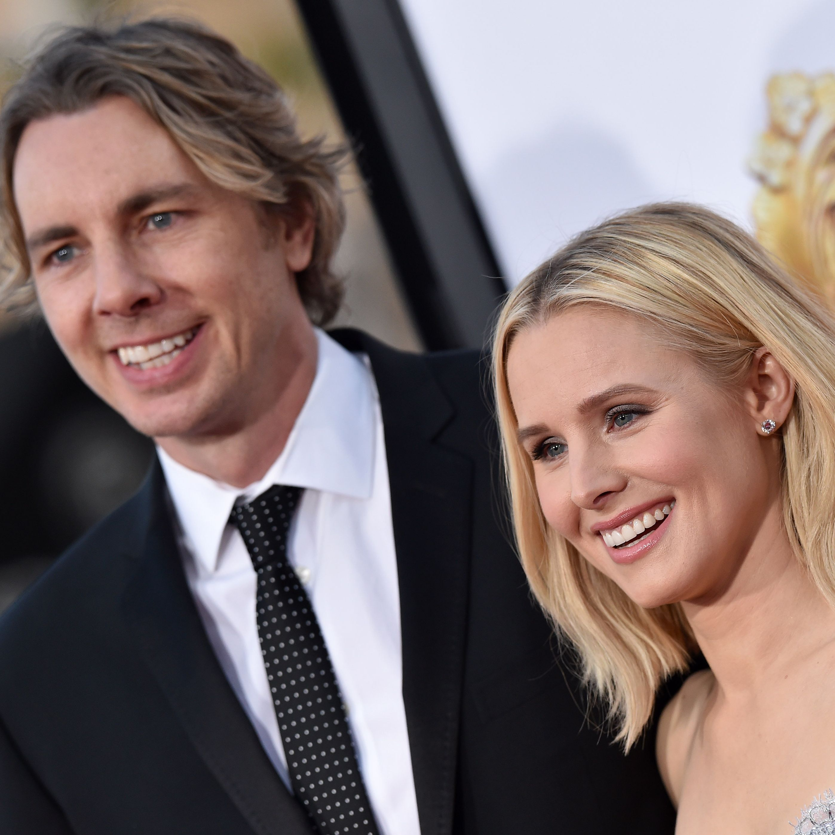 Dax Shepard And Kristen Bell Wore Matching Chest Tattoos To The