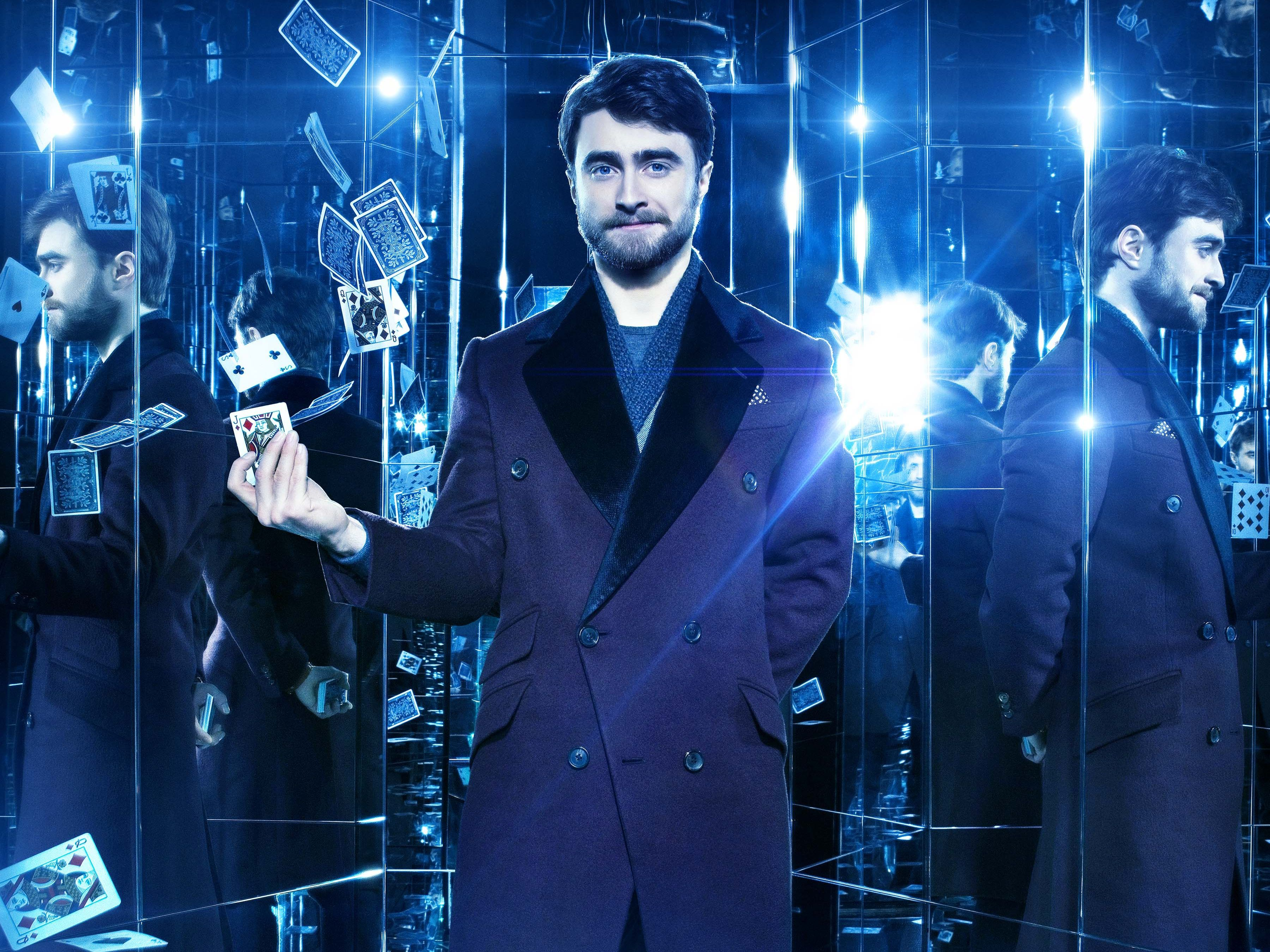 Boy Wizard Daniel Radcliffe Is — Gasp — Bad At Magic In Now You See Me 2 -  MTV