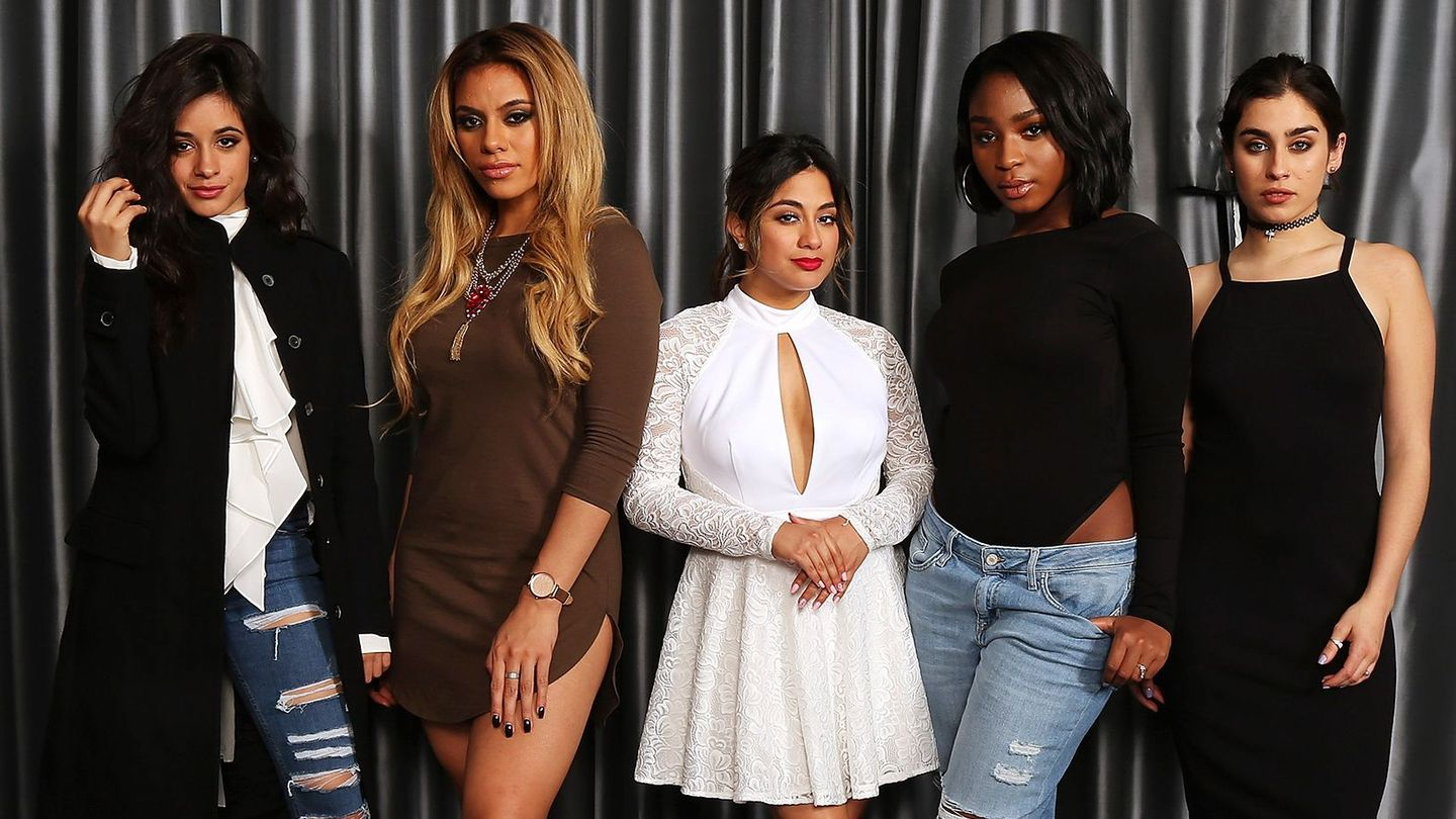 Fifth Harmony Strip Down For A Supermodel-Inspired Mag Cover