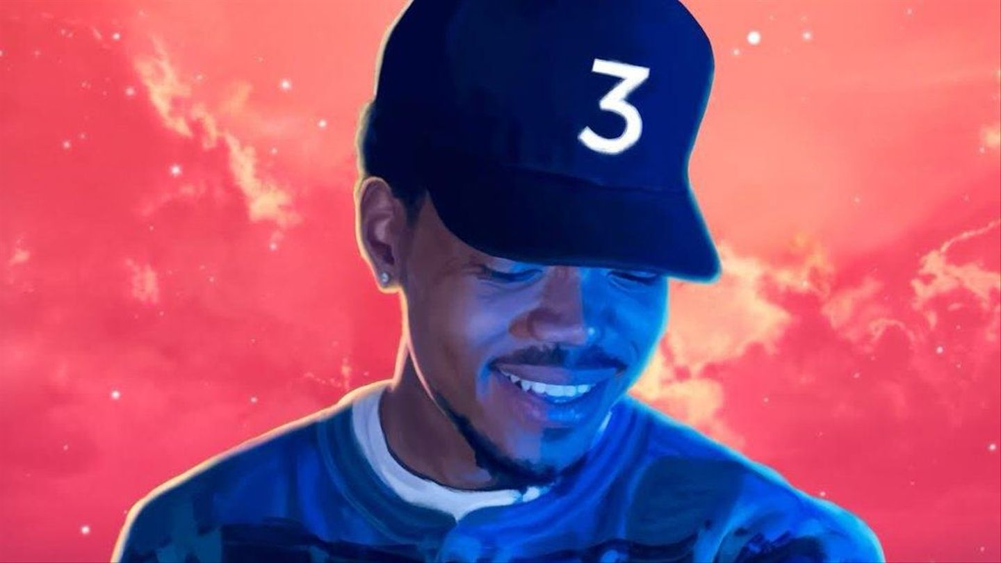 Coloring Book A Chance The Rapper Reaction Roundtable Mtv