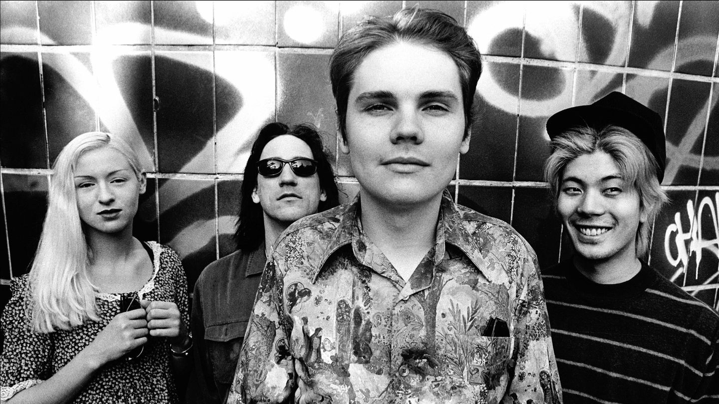 The Paranoid Pumpkin: Billy Corgan Then And Now