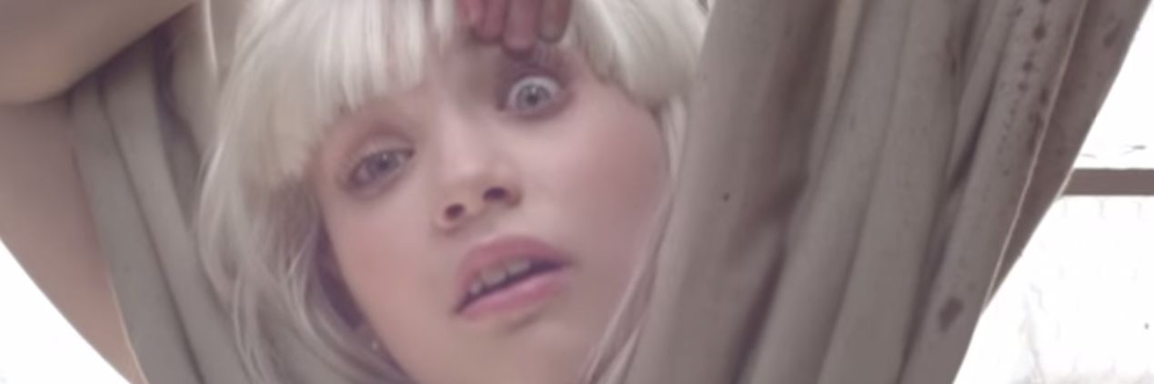 Maddie ziegler from sias chandelier is unrecognizable as a teen mtv aloadofball Choice Image