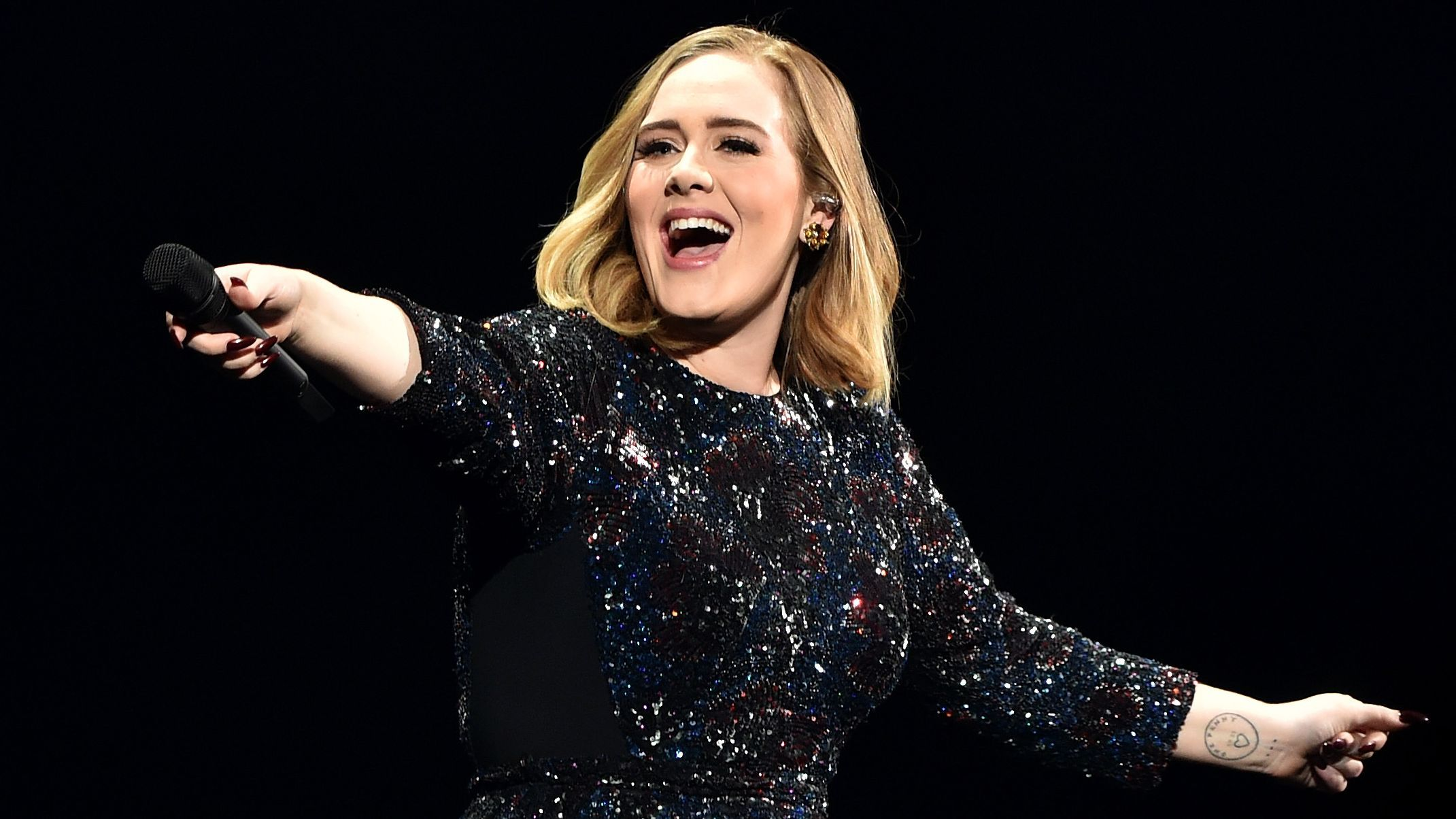 Adele Could Headline Next Year's Super Bowl—If She Isn't TooAnxious