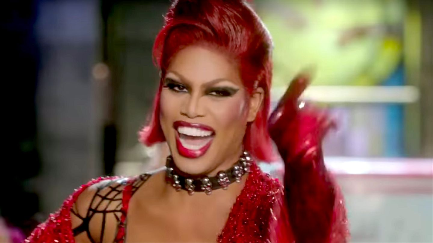 Hear Laverne Cox's Sexy Take On 'Sweet Transvestite' From Rocky Horror