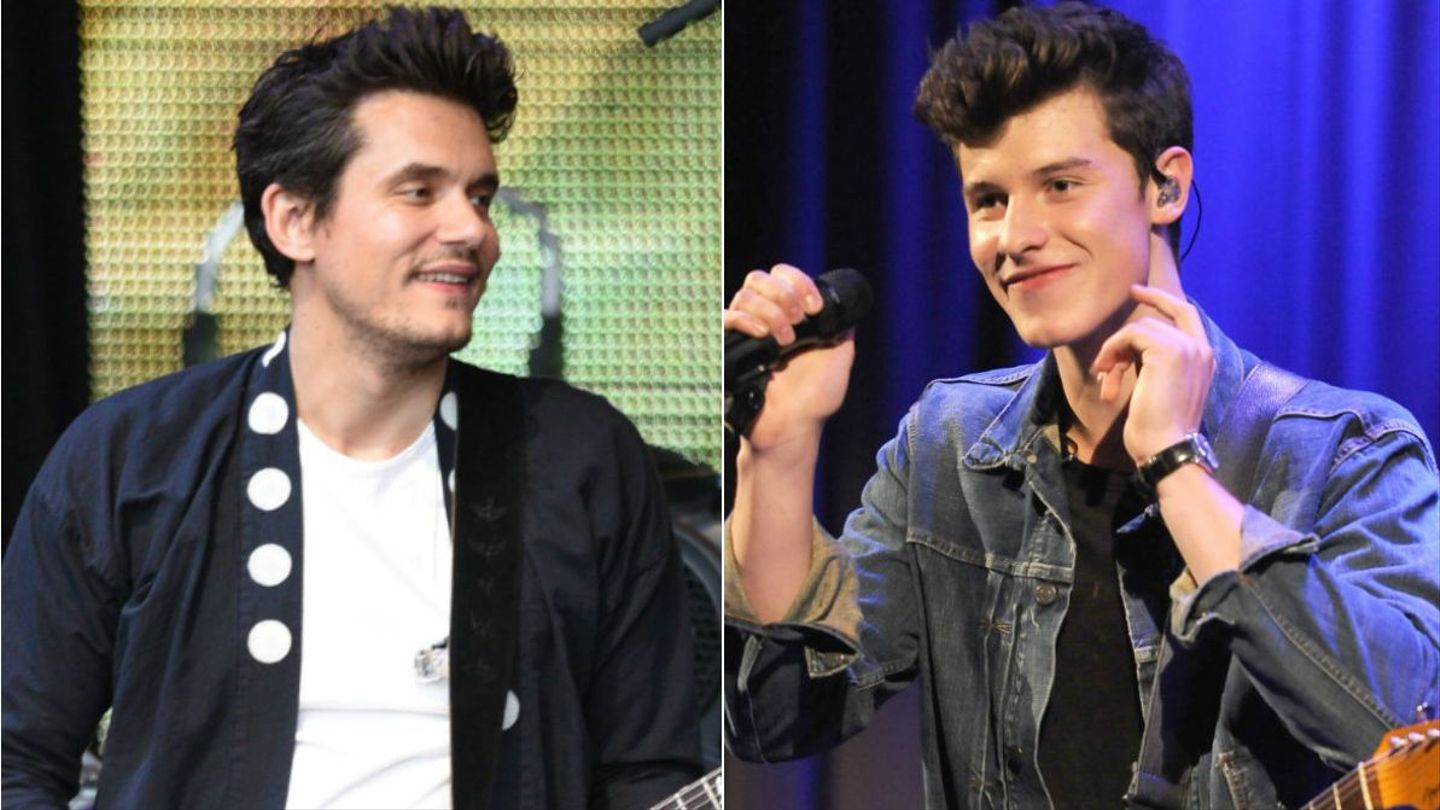 Shawn Mendes Is John Mayer's Mini-Me While Covering
