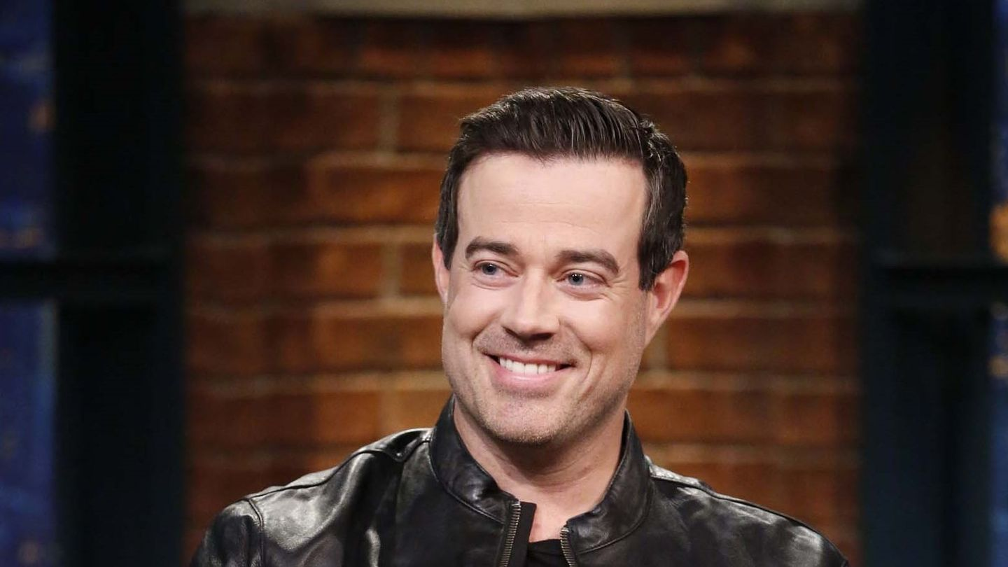 Trl Throwback Carson Daly Dressed Up For Halloween As His 90s