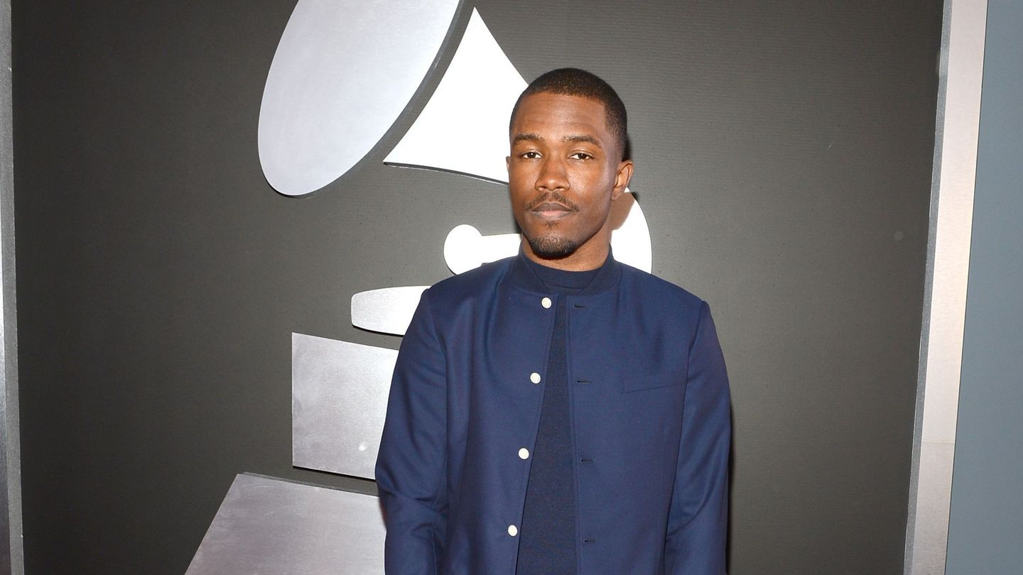 Frank Ocean Says Skipping The Grammys Is His 'Colin Kaepernick Moment'
