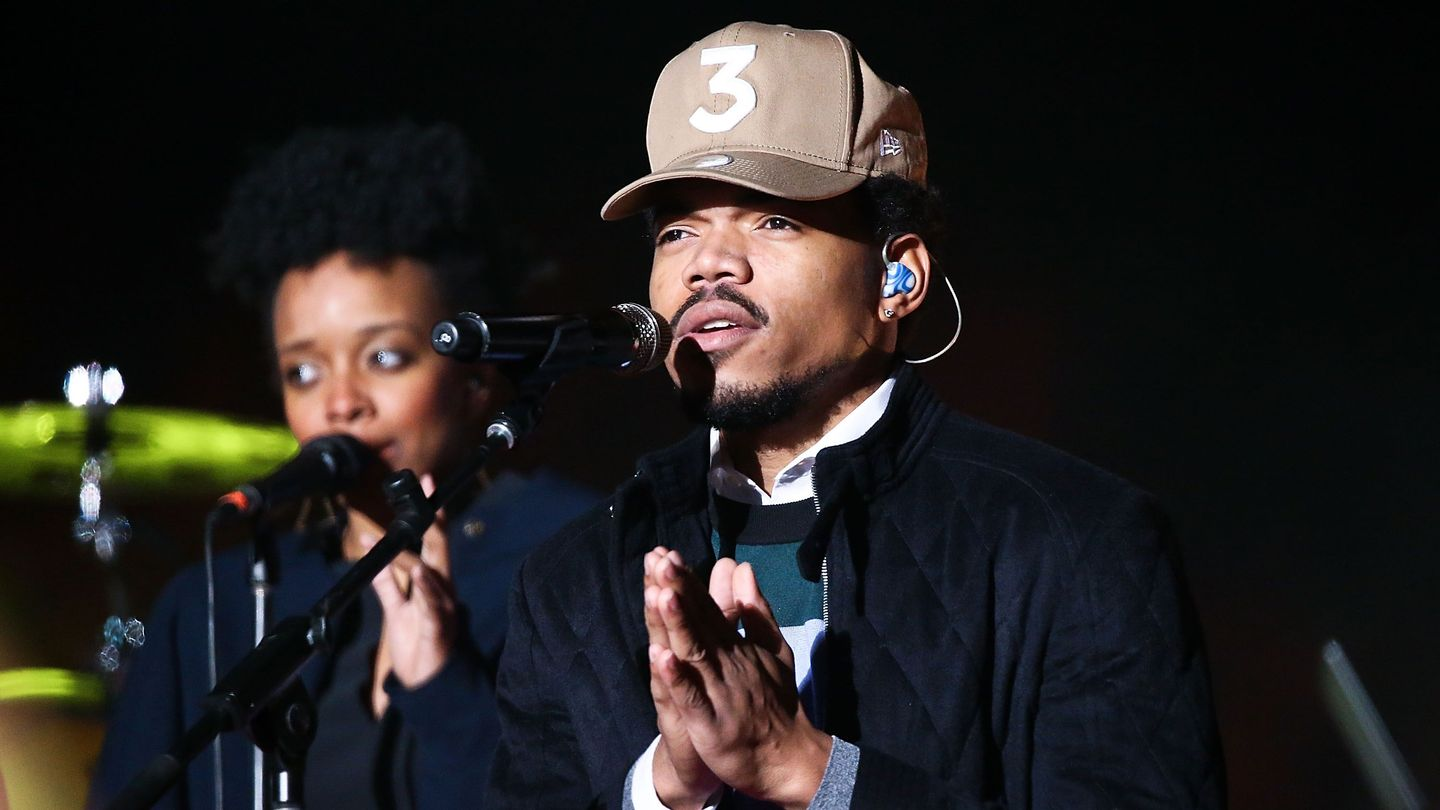 Chance The Rapper Needs Your Help With Planning His Next SNL Set List