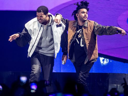 Hear The Weeknd's Drake-less Version Of 'Crew Love'