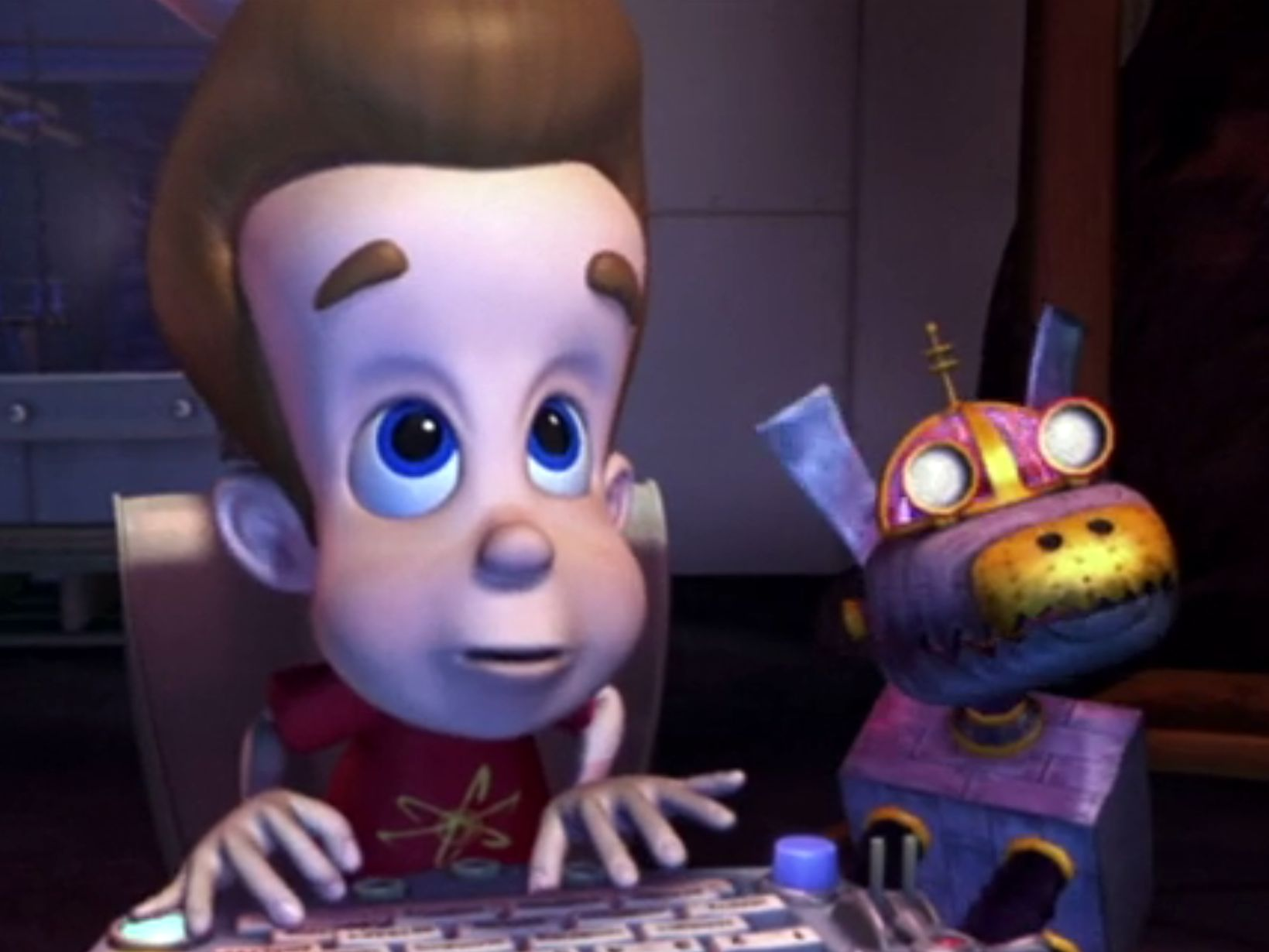 How Jimmy Neutron Went From A Childhood Nickname To A Major