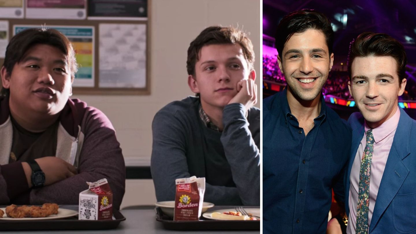 Spider-Man: Homecoming's Peter And Ned Are The New Drake And Josh