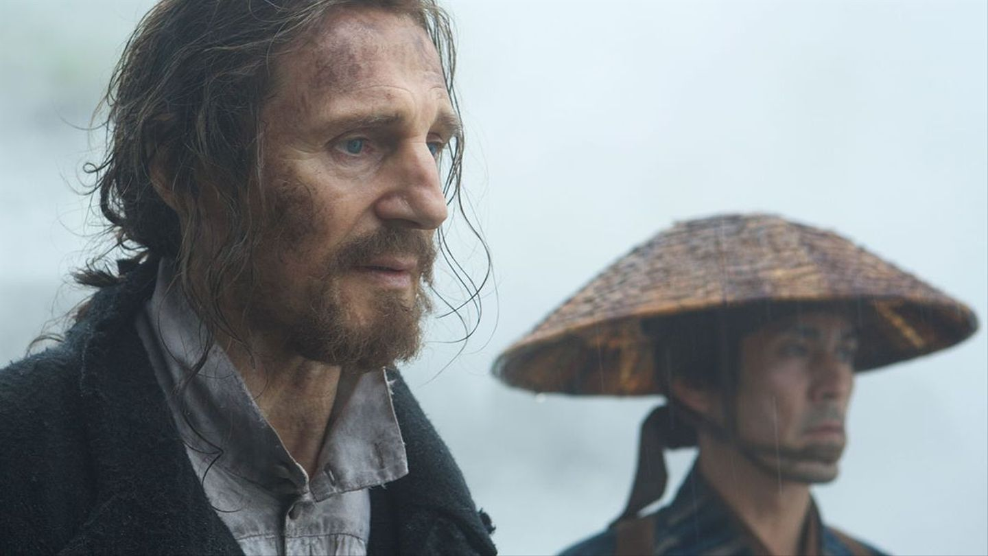 Image result for Set in 17th-century Japan, Martin Scorsese'sSilence