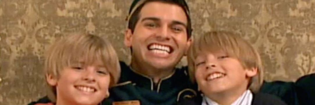 Esteban From \u0027The Suite Life Of Zack And Cody\u0027 Is A Stone