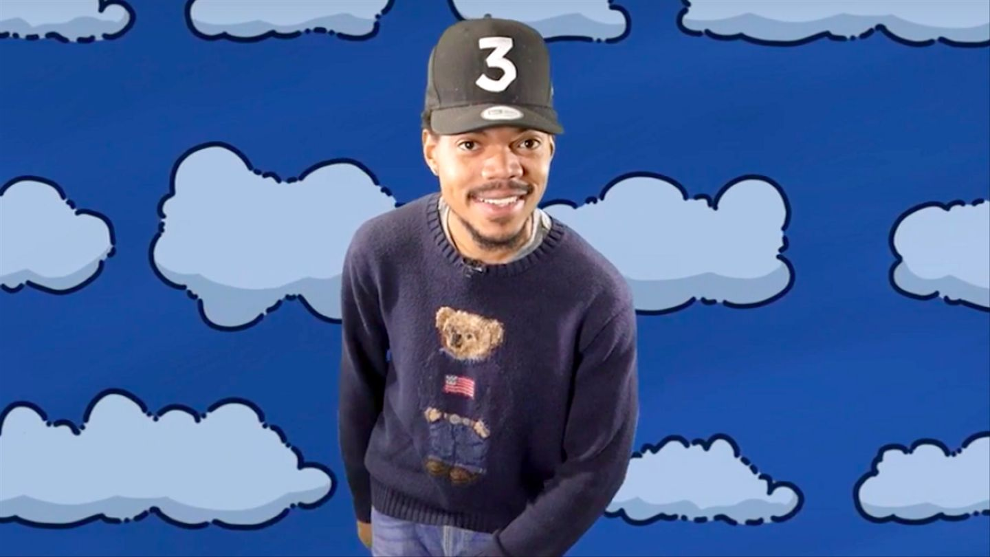 Chance The Rapper Singing The Arthur Theme Song Is The Best Thing To Happen All Week