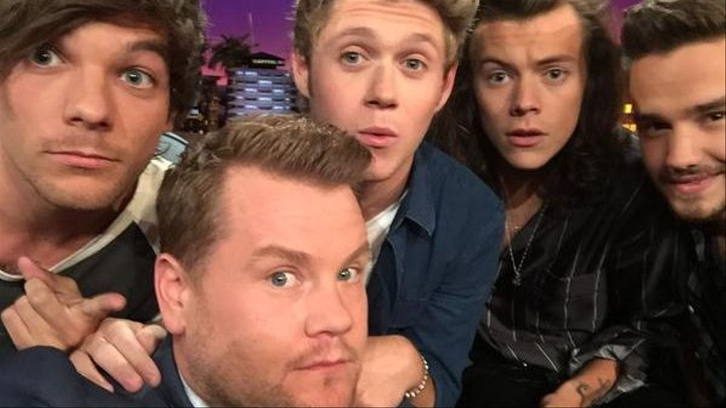 The 13 Most Important Revelations From One Direction's 'Late Late Show' Appearance