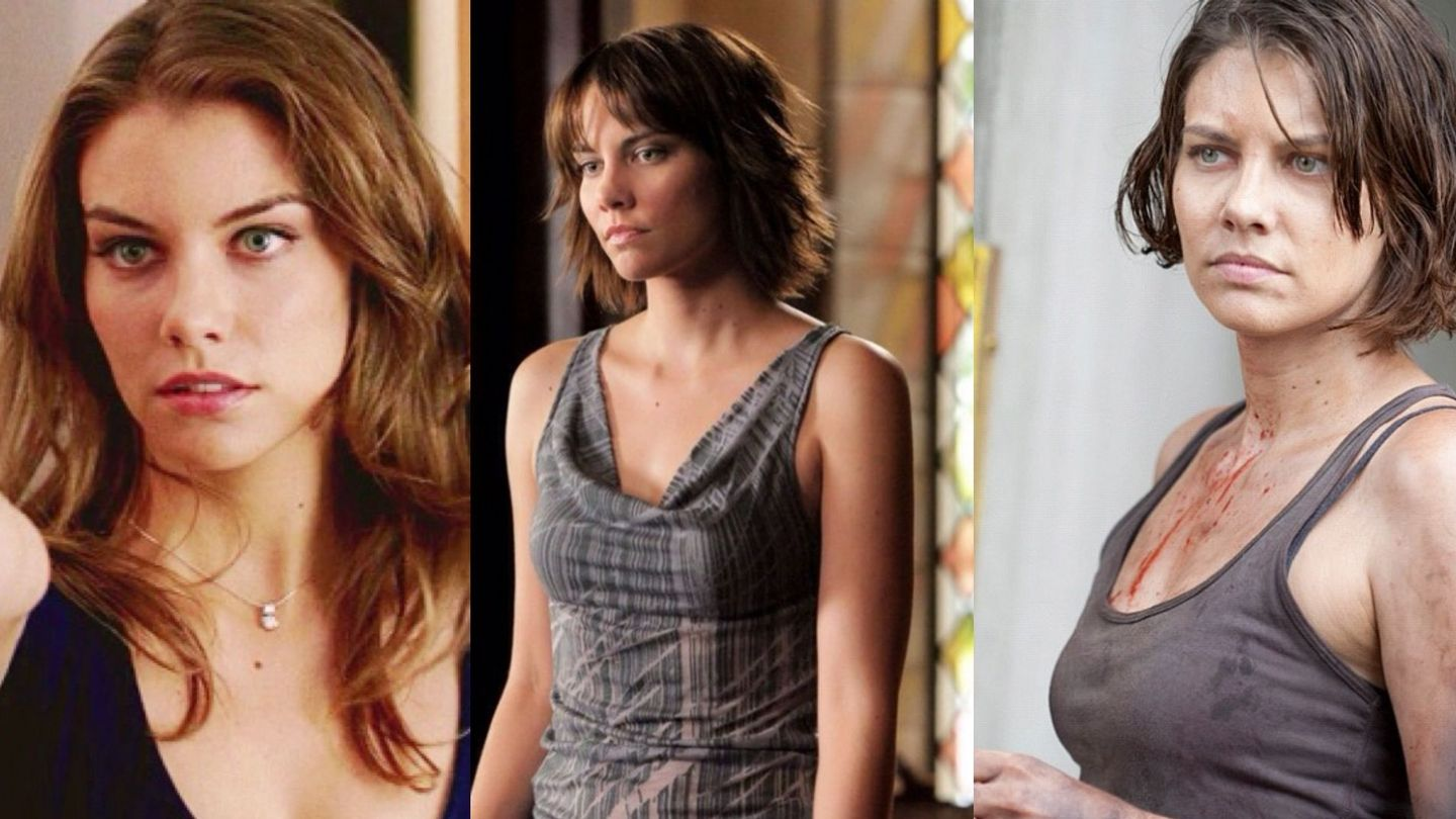 A Showdown Of Lauren Cohan's Characters From Supernatural