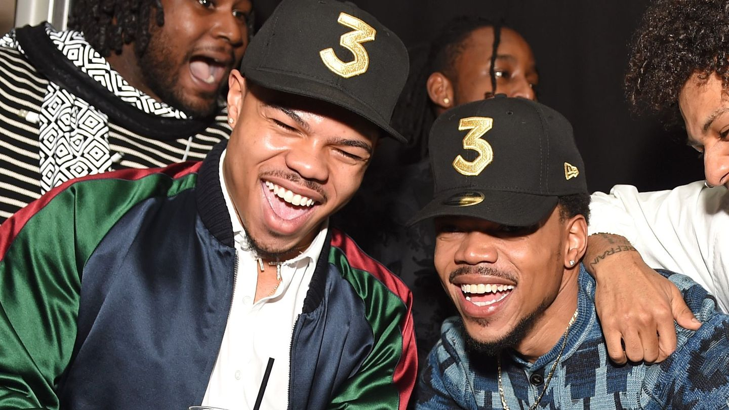 Chance The Rapper's Little Brother Taylor Just Announced A Star-Studded New Project
