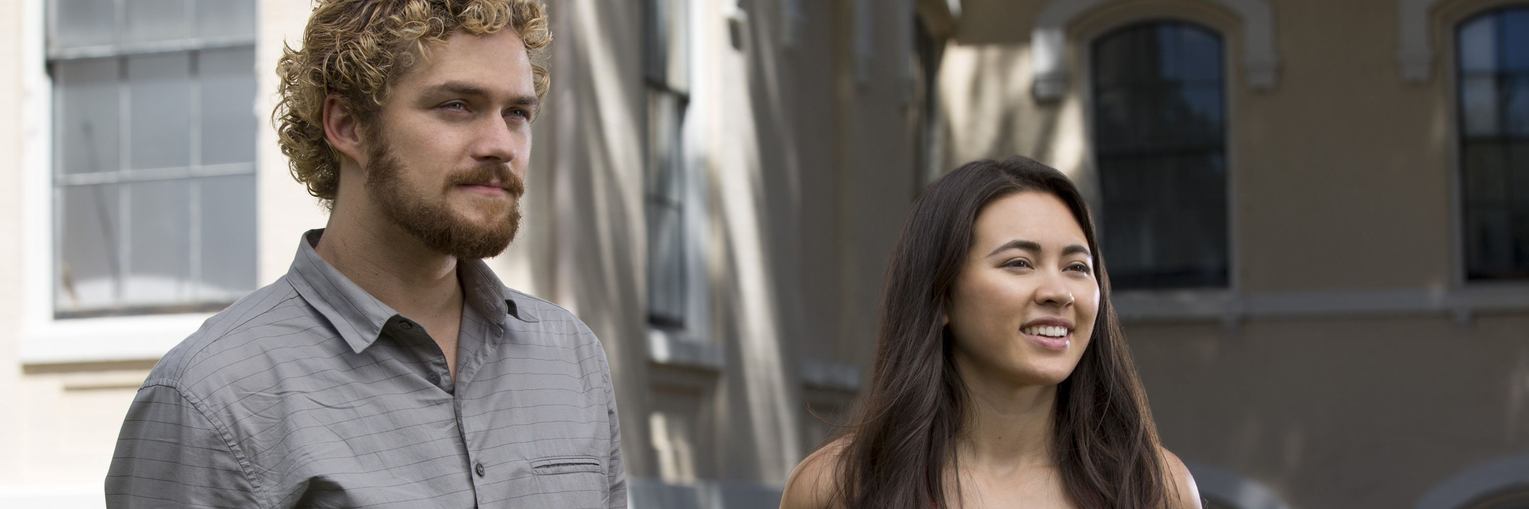 Pity, that what happened to iron fist