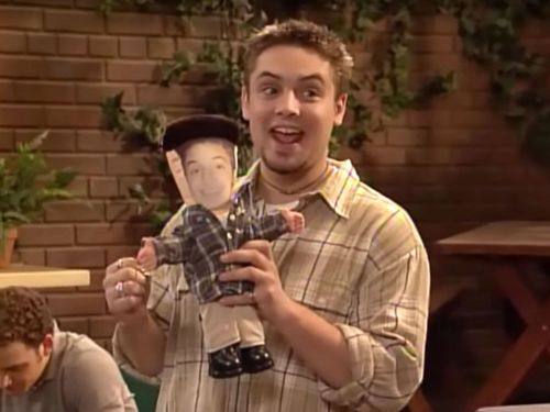 Will Friedle Reunited With A Special Boy Meets World Guest Star 18 Years Later