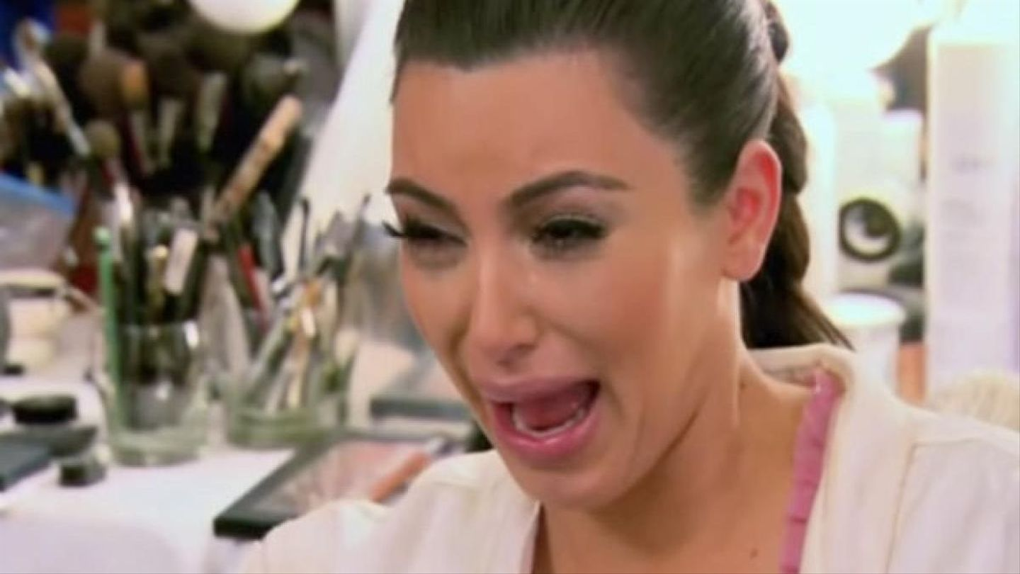 Is There A Science To The Perfect Ugly-Cry Face? - MTV
